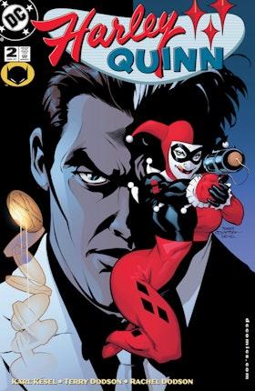 Harley Quinn (2000-) #2