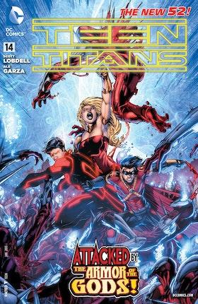 Teen Titans (2011-) #14