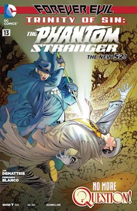Trinity of Sin: The Phantom Stranger (2012-) #13