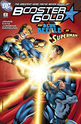 Booster Gold (2007-) #8