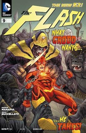 Flash (2011-) #9