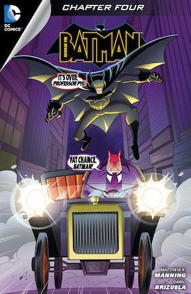 Beware The Batman #4