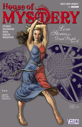 House of Mystery (2008-) #9