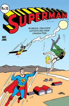 Superman (1939-1986) #10