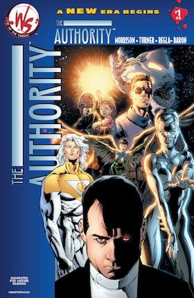 The Authority (2003-2004) #1