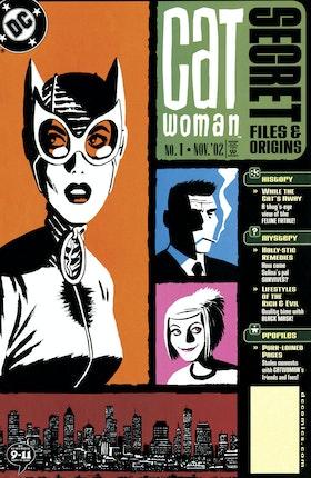 Catwoman Secret Files (2002-) #1