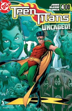 Teen Titans (2003-) #4