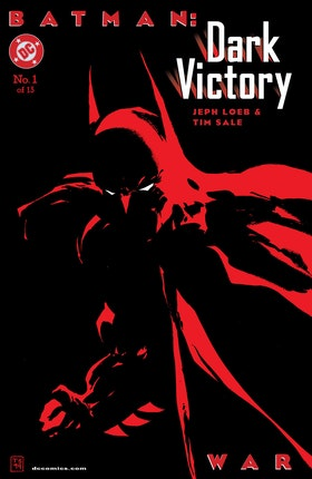 Batman: Dark Victory #1