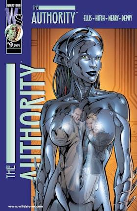 The Authority (1999-) #9