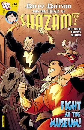 Billy Batson & the Magic of Shazam! #14