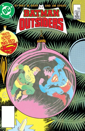 Batman and the Outsiders (1983-) #19