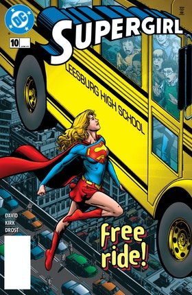 Supergirl (1996-) #10