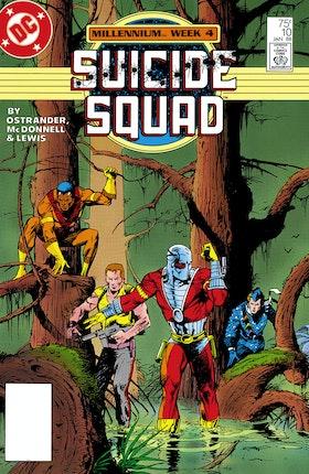 Suicide Squad (1987-) #9
