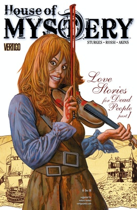 House of Mystery (2008-) #6