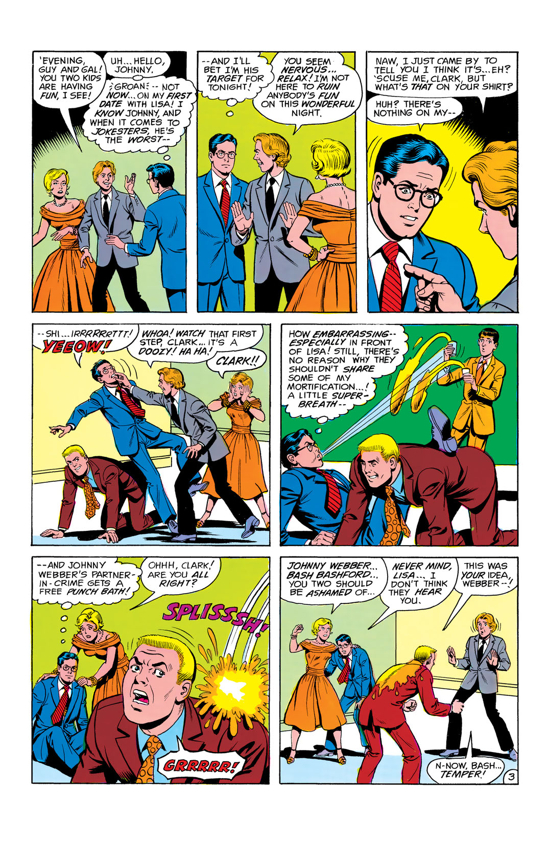 Read New Adventures of Superboy (1980-) #42 on DC Universe