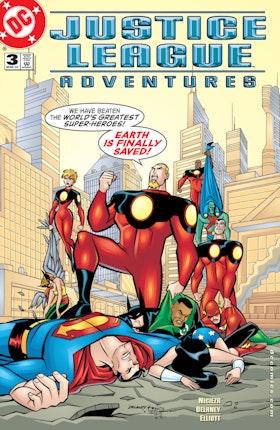 Justice League Adventures #3