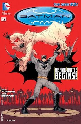 Batman Incorporated (2012-) #12