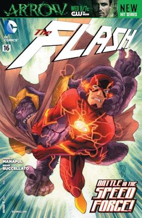 Flash (2011-) #16