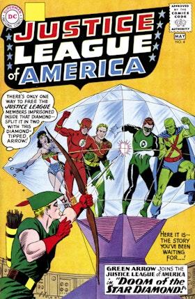 Justice League of America (1960-) #4