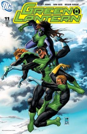 Green Lantern (2005-) #11