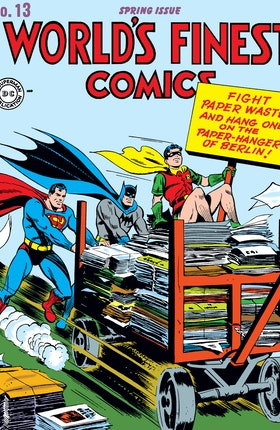 World's Finest Comics (1941-) #13