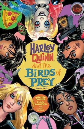 Harley Quinn & the Birds of Prey #2
