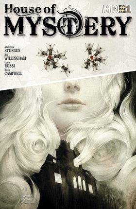 House of Mystery (2008-) #1