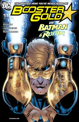 Booster Gold (2007-) #11