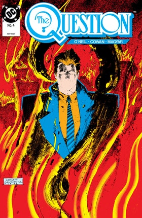 The Question (1986-) #4