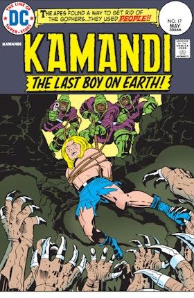 Kamandi: The Last Boy on Earth #17
