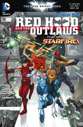 Red Hood and the Outlaws (2011-) #11