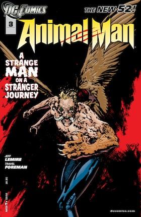 Animal Man (2011-) #3