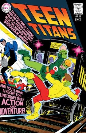 Teen Titans (1966-) #18