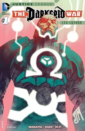 Justice League: Darkseid War: Lex Luthor #1