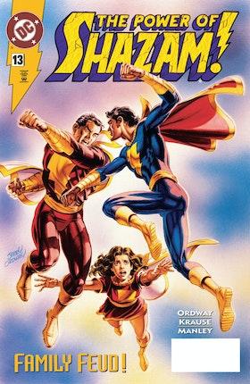 The Power of Shazam! #13