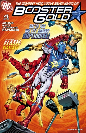 Booster Gold (2007-) #4