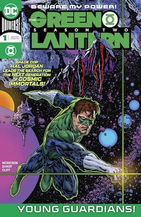 The Green Lantern Season Two #1