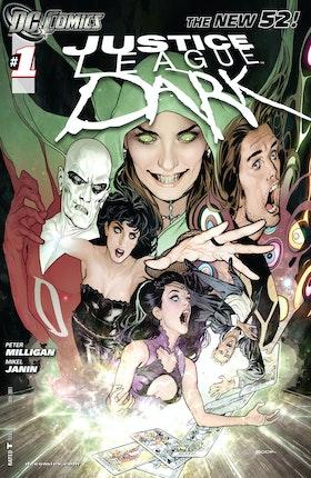 Justice League Dark (2011-) #1