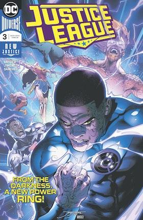 Justice League (2018-) #3
