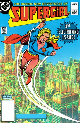 The Daring New Adventures of Supergirl #1