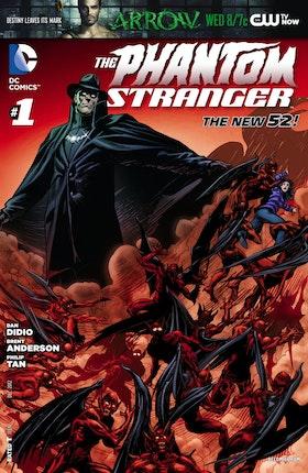 Phantom Stranger (2012-) #1