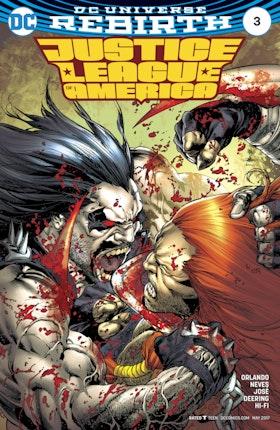 Justice League of America (2017-) #3