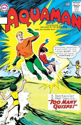 Aquaman (1962-) #6