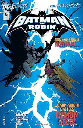 Batman and Robin (2011-) #6