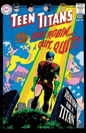 Teen Titans (1966-) #14