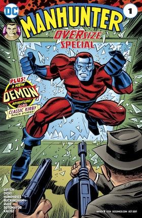 Manhunter Special #1 #1
