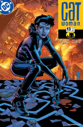 Catwoman (2001-) #13