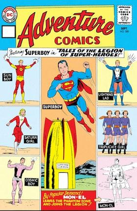 Adventure Comics (1938-) #300