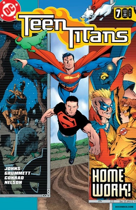 Teen Titans (2003-) #7