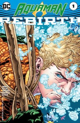 Aquaman: Rebirth (2016-) #1